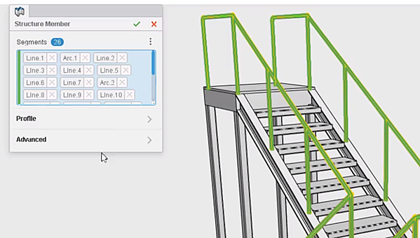 SOLIDWORKS Structure Creator Role