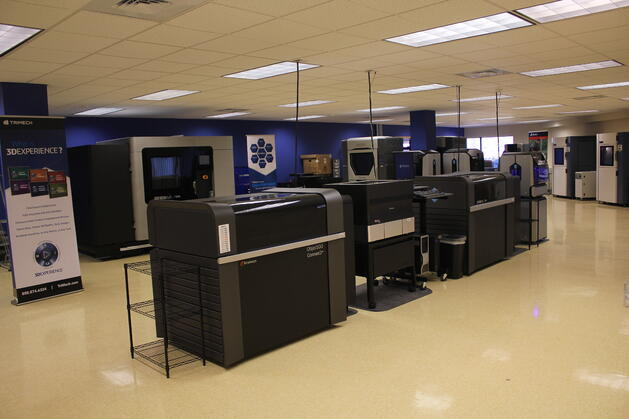 TriMech Rapid Prototyping Services 1
