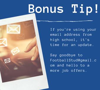 Bonus Tip!