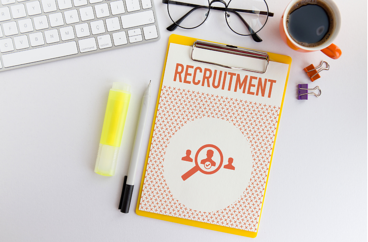 Recruiters have job search knowledge