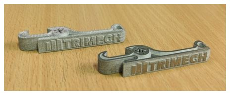 TriMech Metal Bottle Opener