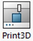 SOLIDWORKS Print3D Tool