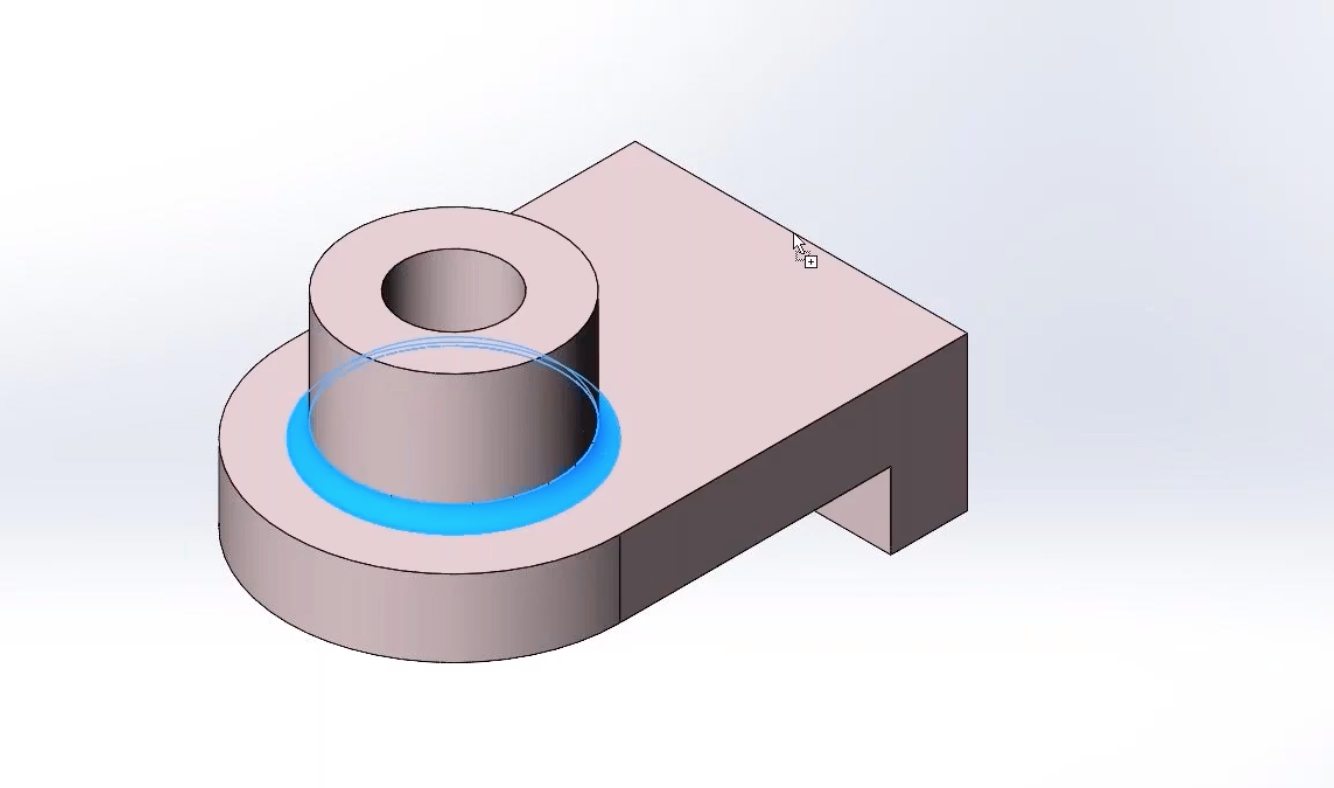 Copy Feature in SOLIDWORKS