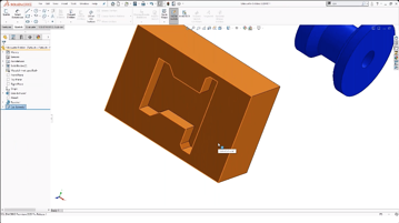 SOLIDWORKS Silhouette Entities