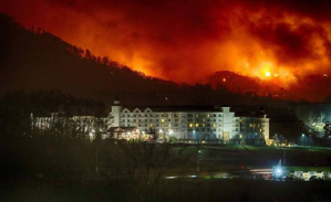 Gatlinburg Wildfire