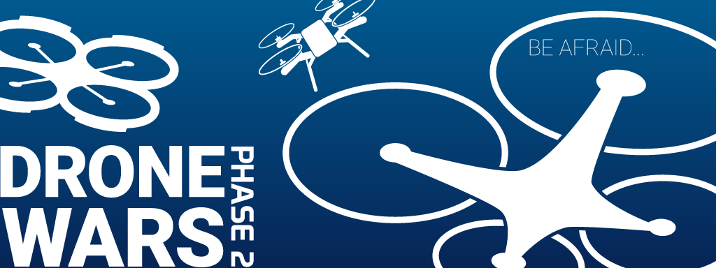 Drone Wars Week 2: Engines on 5, 4, 3...Part 2