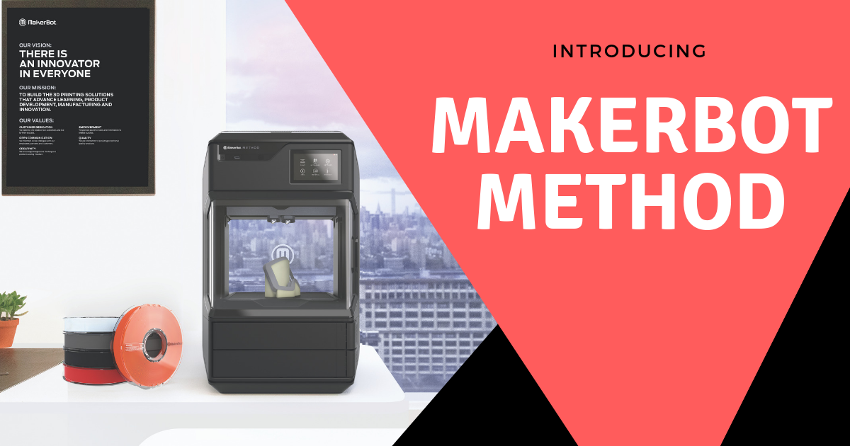 Introducing the MakerBot Method