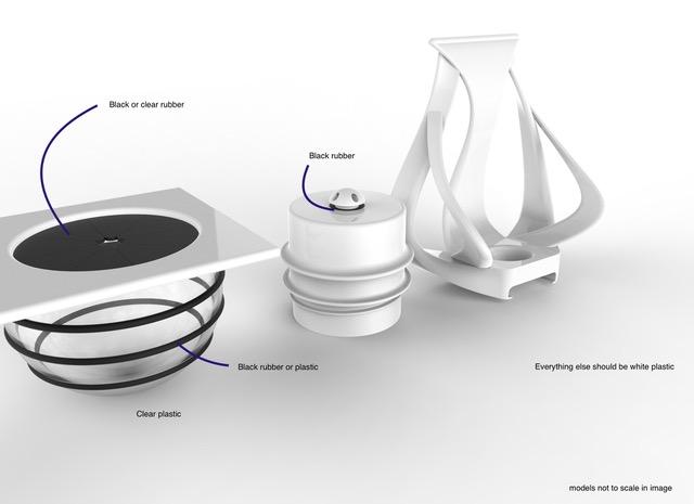 EcoWash: Combining Industrial Design & 3D Printing