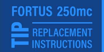 Tech Tip: Fortus 250mc Tip Replacement Instructions