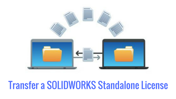 Transfer & Activate A SOLIDWORKS Standalone License