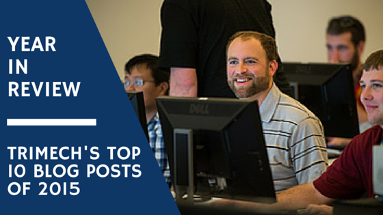 Year In Review: TriMech's Top 10 Blog Posts Of 2015