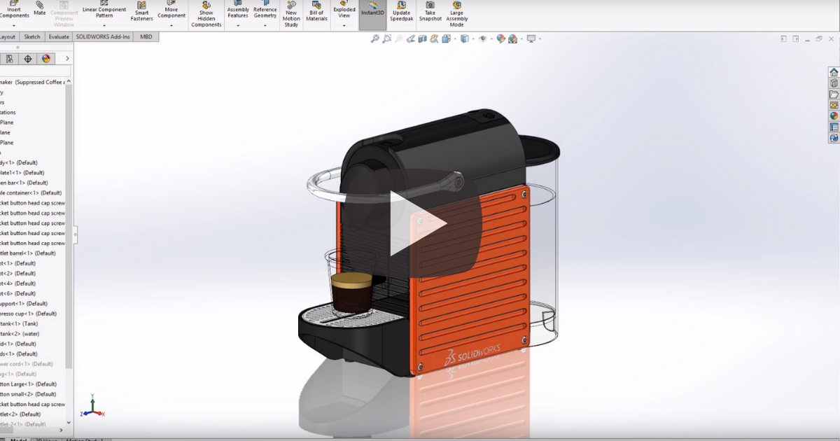 Image of The Best SOLIDWORKS 2019 Tool to Help Size Packaging