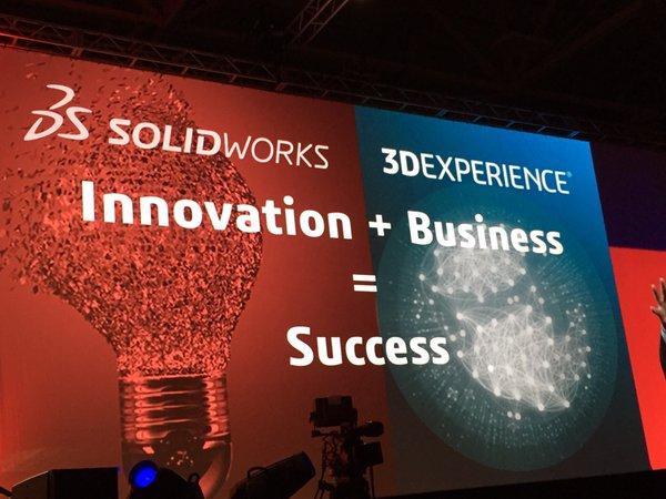 5 Things I Learned at SOLIDWORKS World Today
