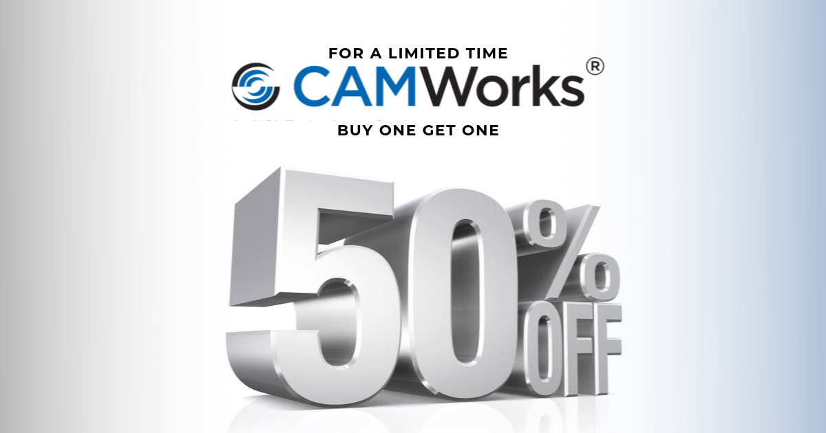 Image of Buy One Get One Half Off CAMWorks Seat