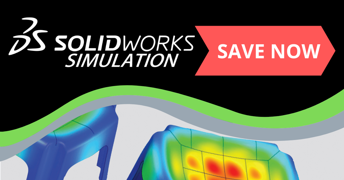 Image of Save on SOLIDWORKS Simulation Upgrade