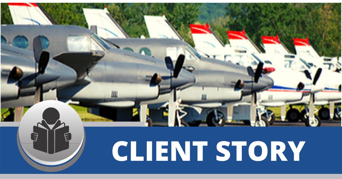 Dynamic Aviation Improves File Management