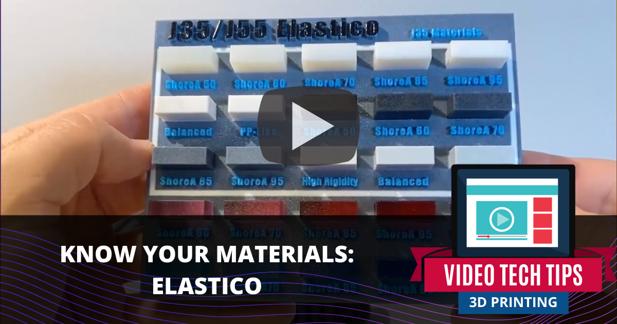 Know Your Materials: Elastico