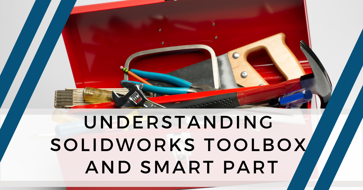 Understanding SOLIDWORKS Toolbox and Smart Part