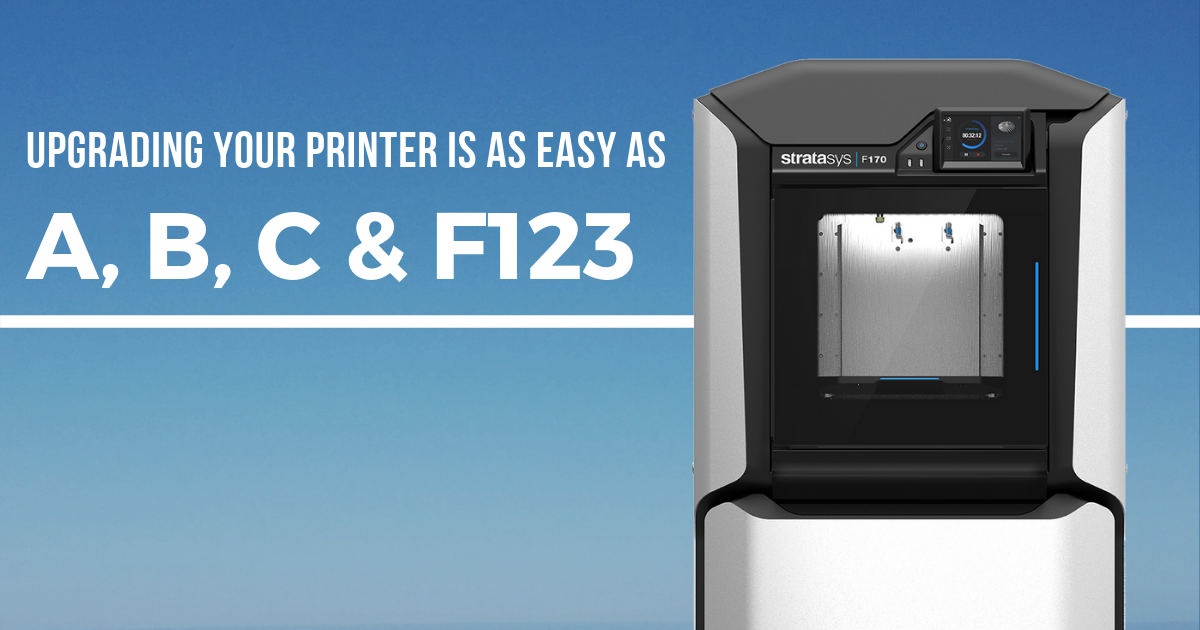 Image of EXPIRED - Upgrade Your Desktop to a Design Series 3D Printer