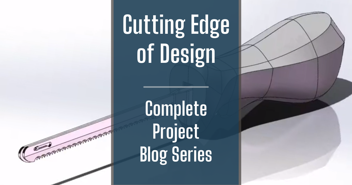 The Cutting Edge of Design - Complete Project Series