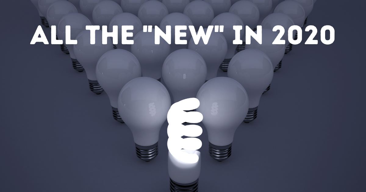 New Product Launches and Updates in 2020: The Complete List