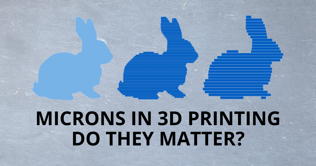 Microns in 3D Printing: Do They Matter? [UPDATED]