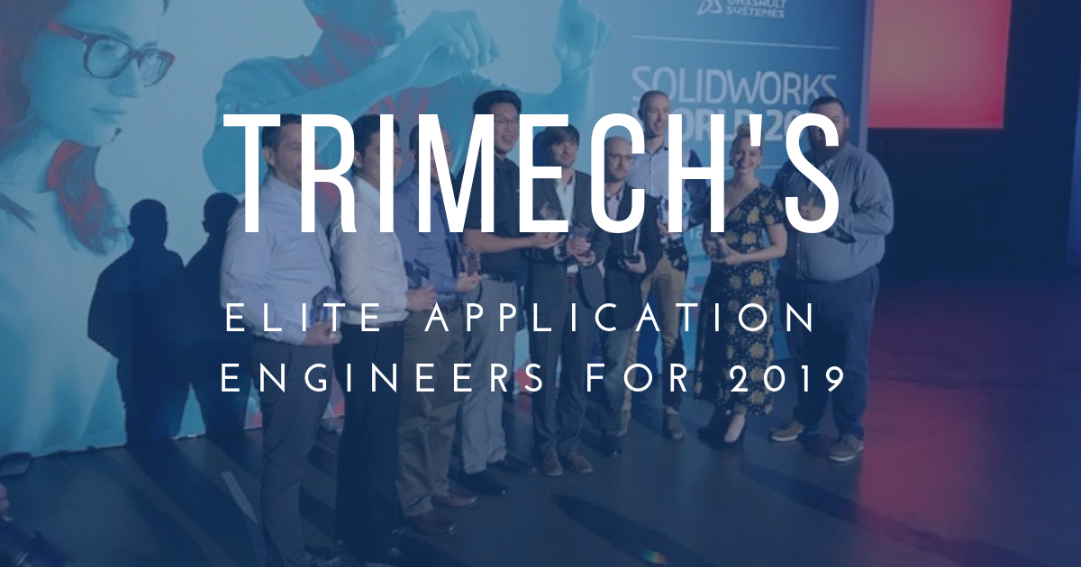 TriMech's Elite Application Engineers for 2019