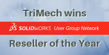 TriMech Wins SWUGN Reseller Award for the Third Straight Year
