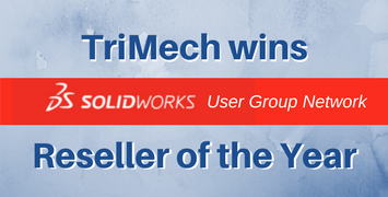 TriMech Wins SWUGN Reseller of the Year
