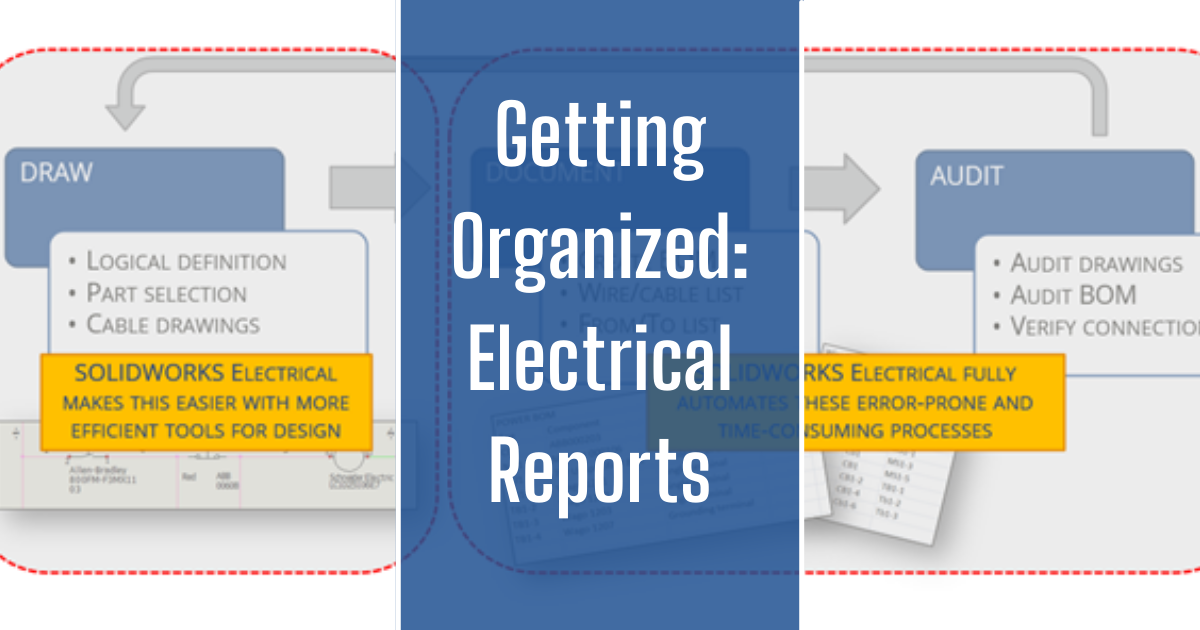 Getting Organized: Electrical Reports