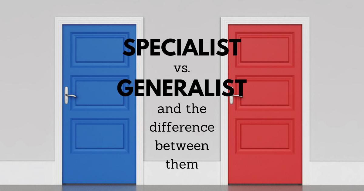 Hiring a Staffing Specialist vs. Generalist