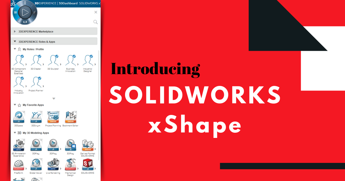 Introduction to SOLIDWORKS xShape
