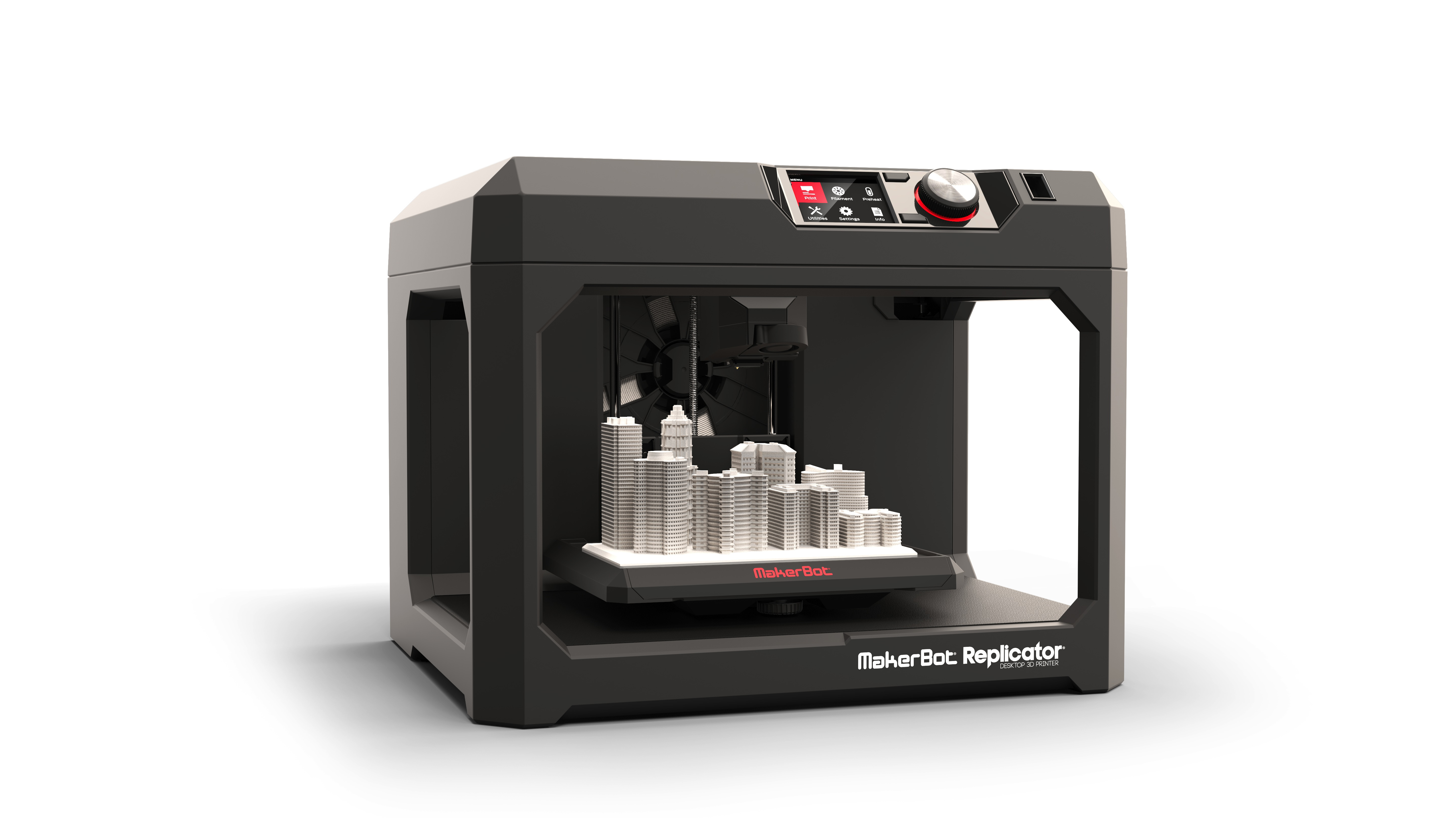 First Impressions: MakerBot Replicator vs. MakerBot Replicator+