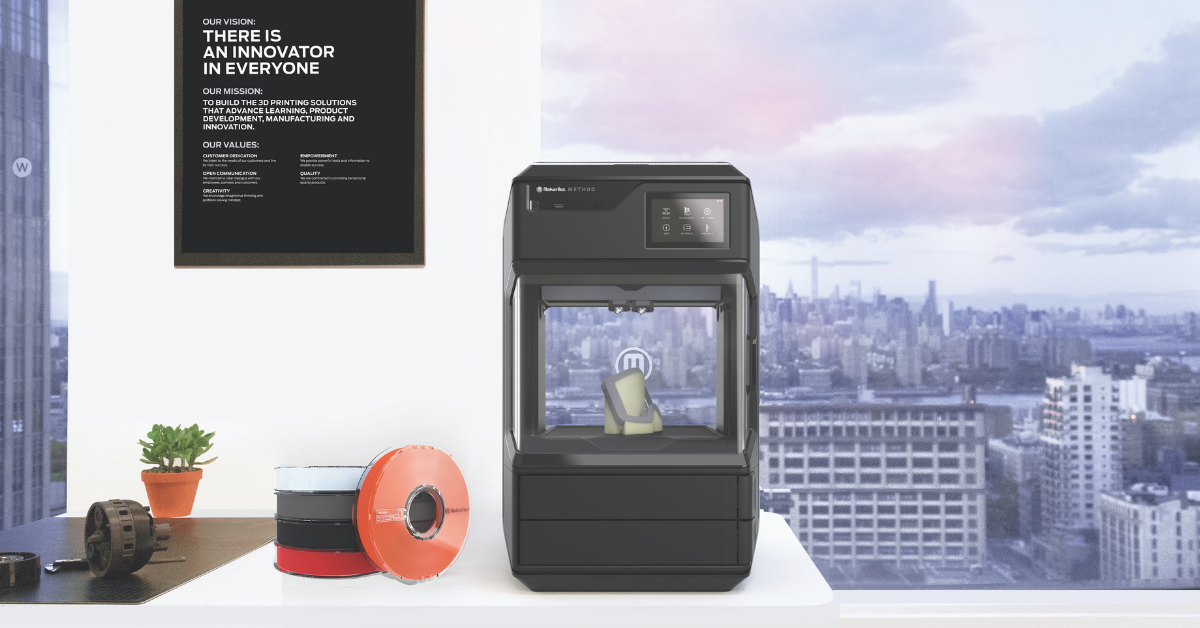 MakerBot Announces the New MakerBot Method