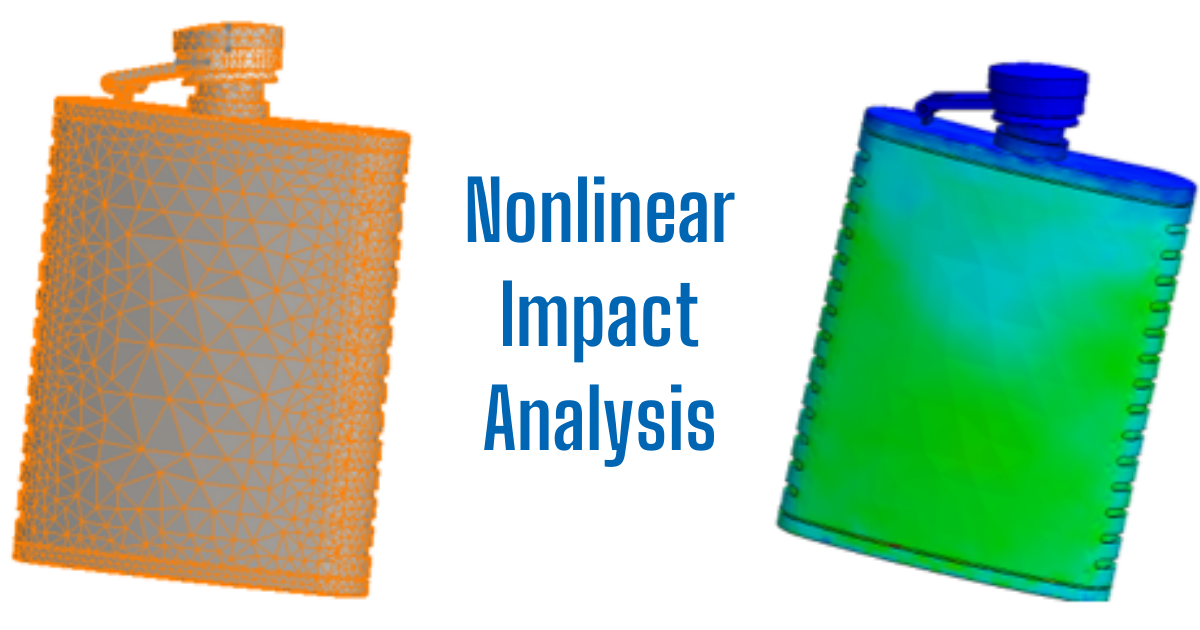 Nonlinear Impact Analysis using Cloud-based Simulations