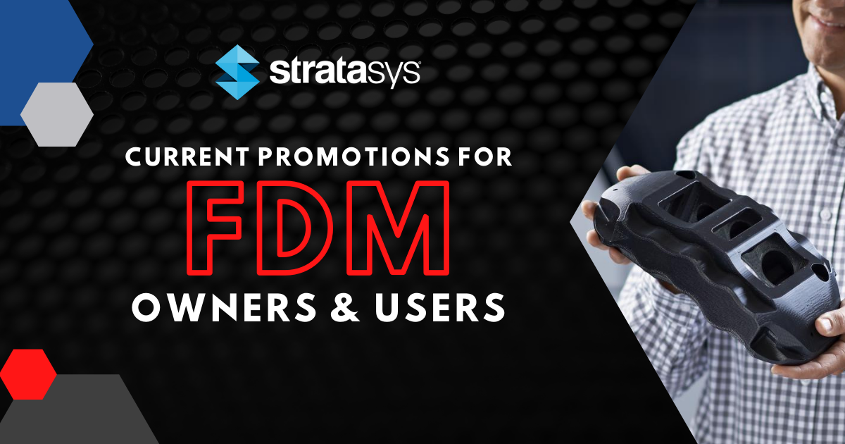 Image of Promotions for FDM Owners & Users
