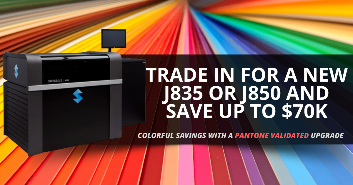 Image of Trade-In and Save Up To $70,000 on a New J835 and J850