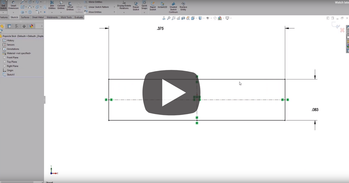 Image of Creating and Finding Custom Weldment Profiles in SOLIDWORKS