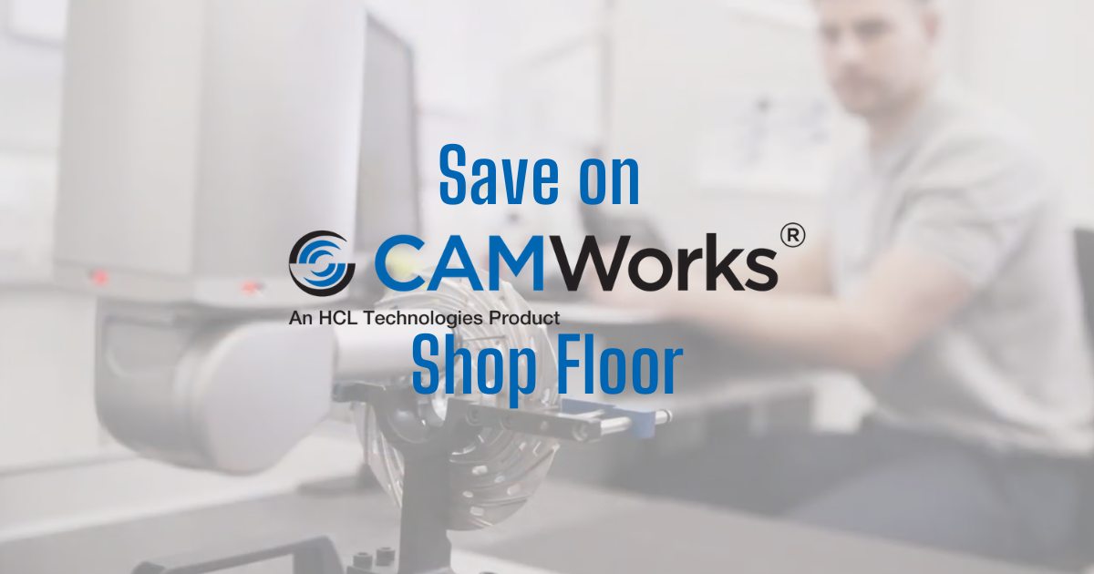 Image of Save On Best-In-Class CAMWorks ShopFloor