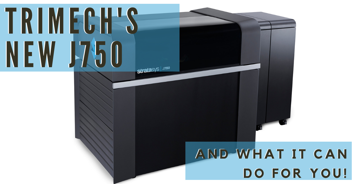 TriMech's New J750, And What It Can Do For You!