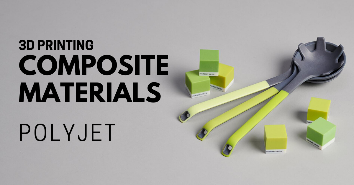 3D Printing Composite Materials: PolyJet Technology