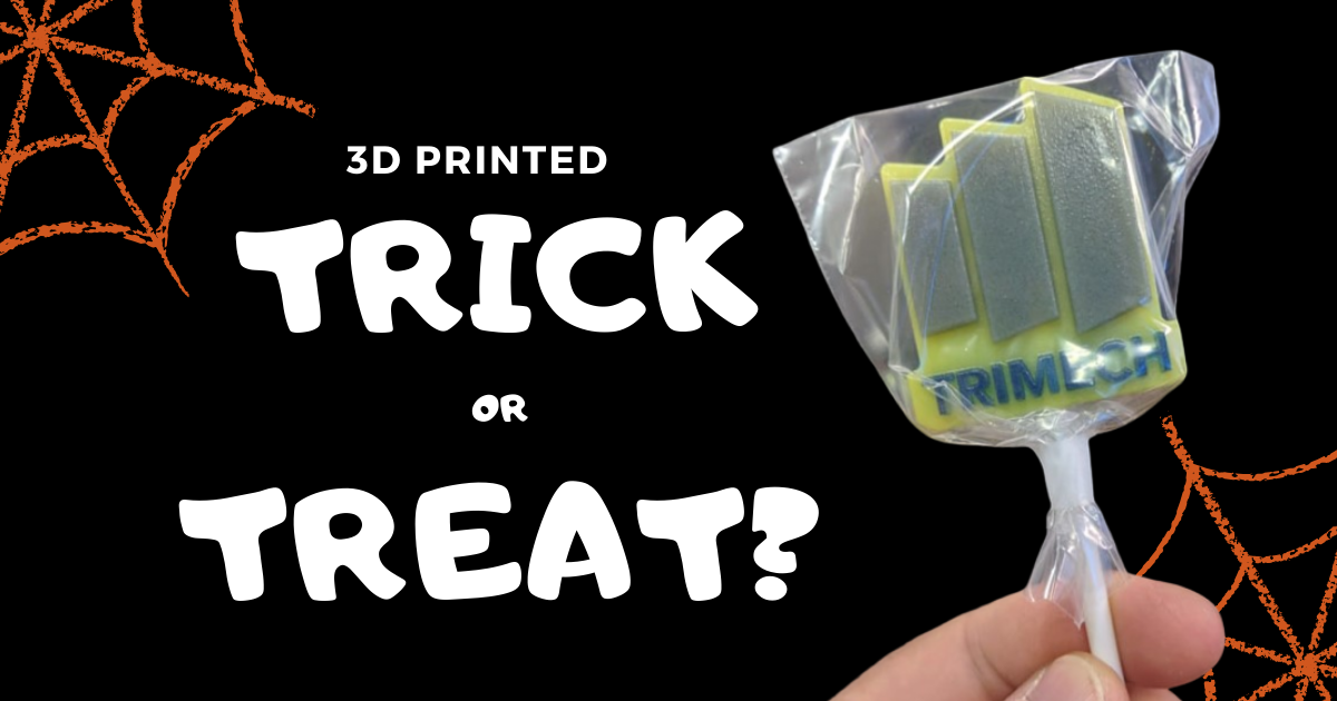 3D Printing Tricks and Treats