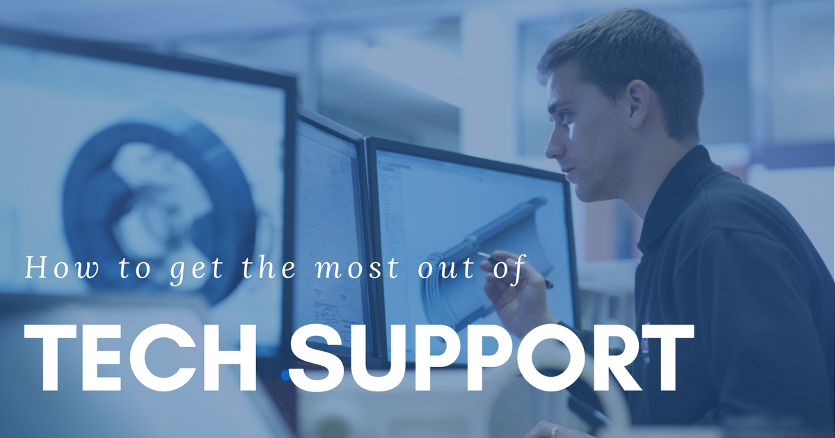 How to Get the Most Out of Tech Support