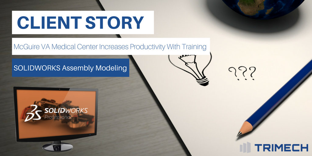 Client Story: McGuire VA Medical Center Increases Productivity With Training