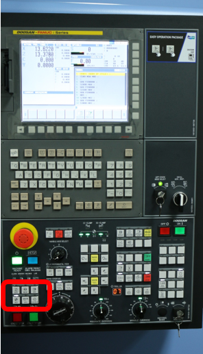CNC Controllers: Six Modes of Operation