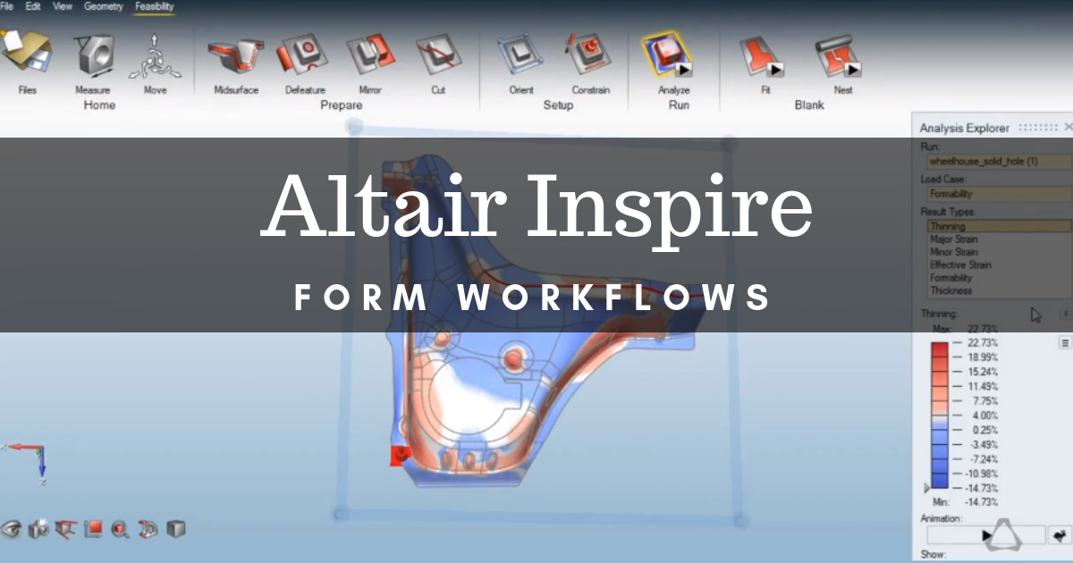 What You Can Do With Altair Inspire Form