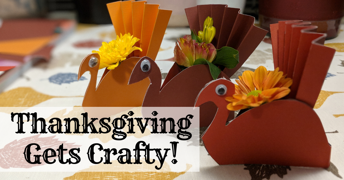 Thanksgiving Gets Crafty With SOLIDWORKS and NestingWorks