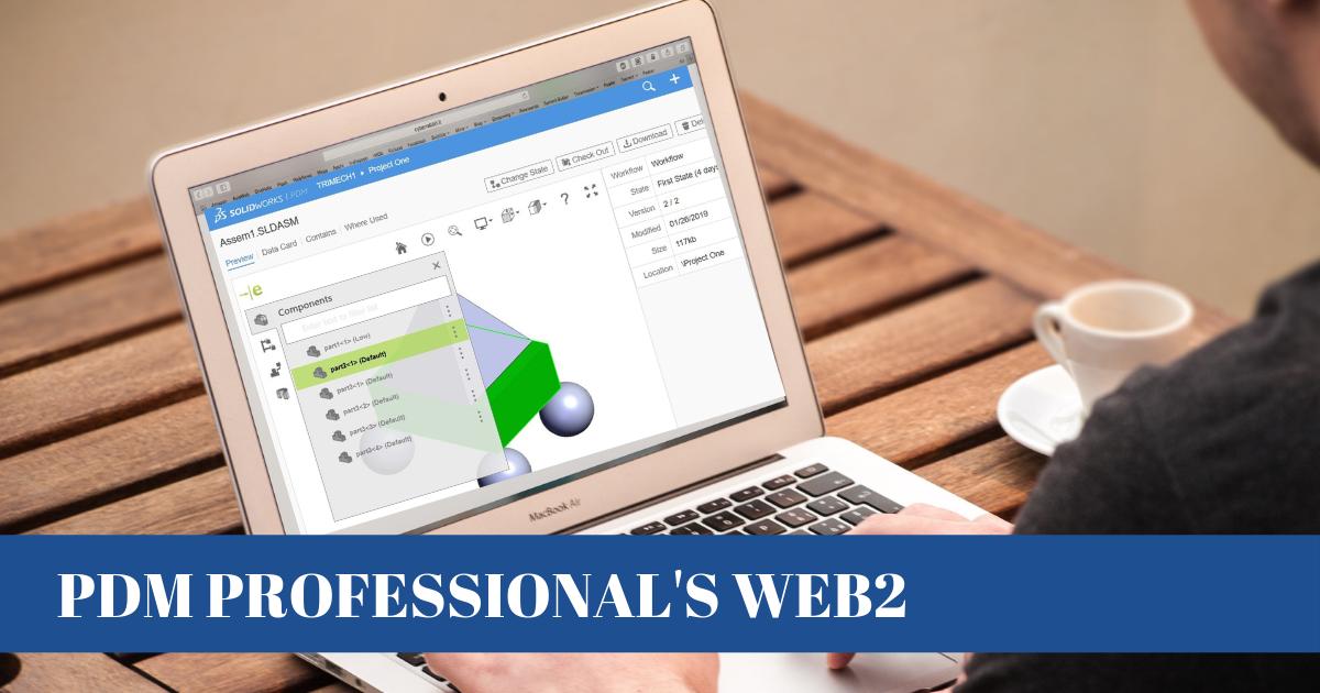 PDM Professional's Web2