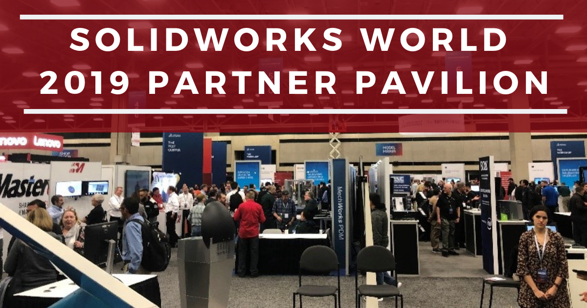 SOLIDWORKS World 2019: Partner Pavilion