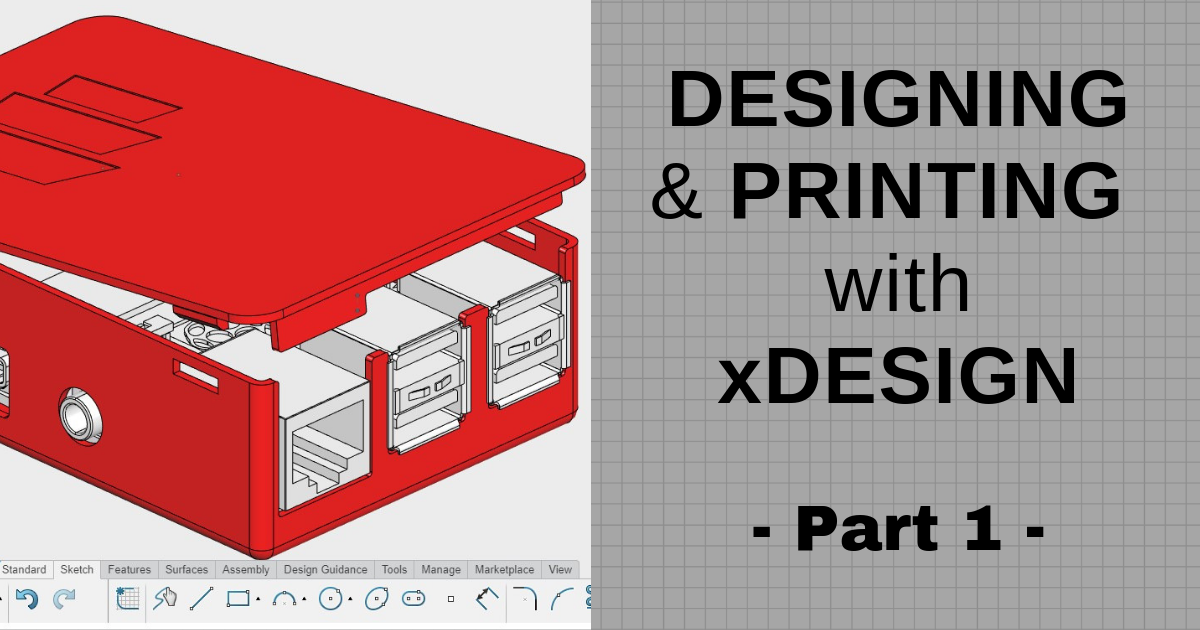 Designing and Printing With xDesign: Part One